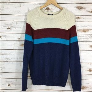 American Eagle Seriously Soft Stripe Sweater